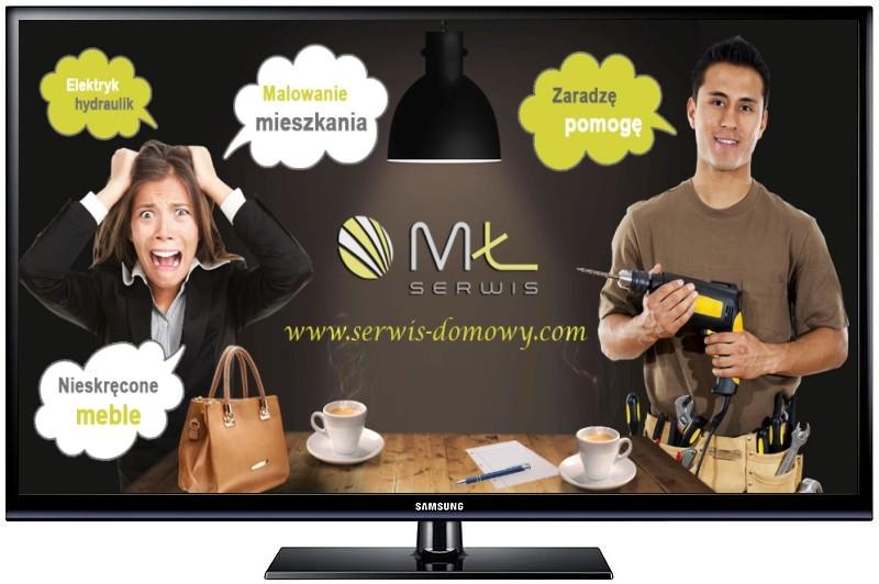 Montaż TV Na Ścianie Warszawa