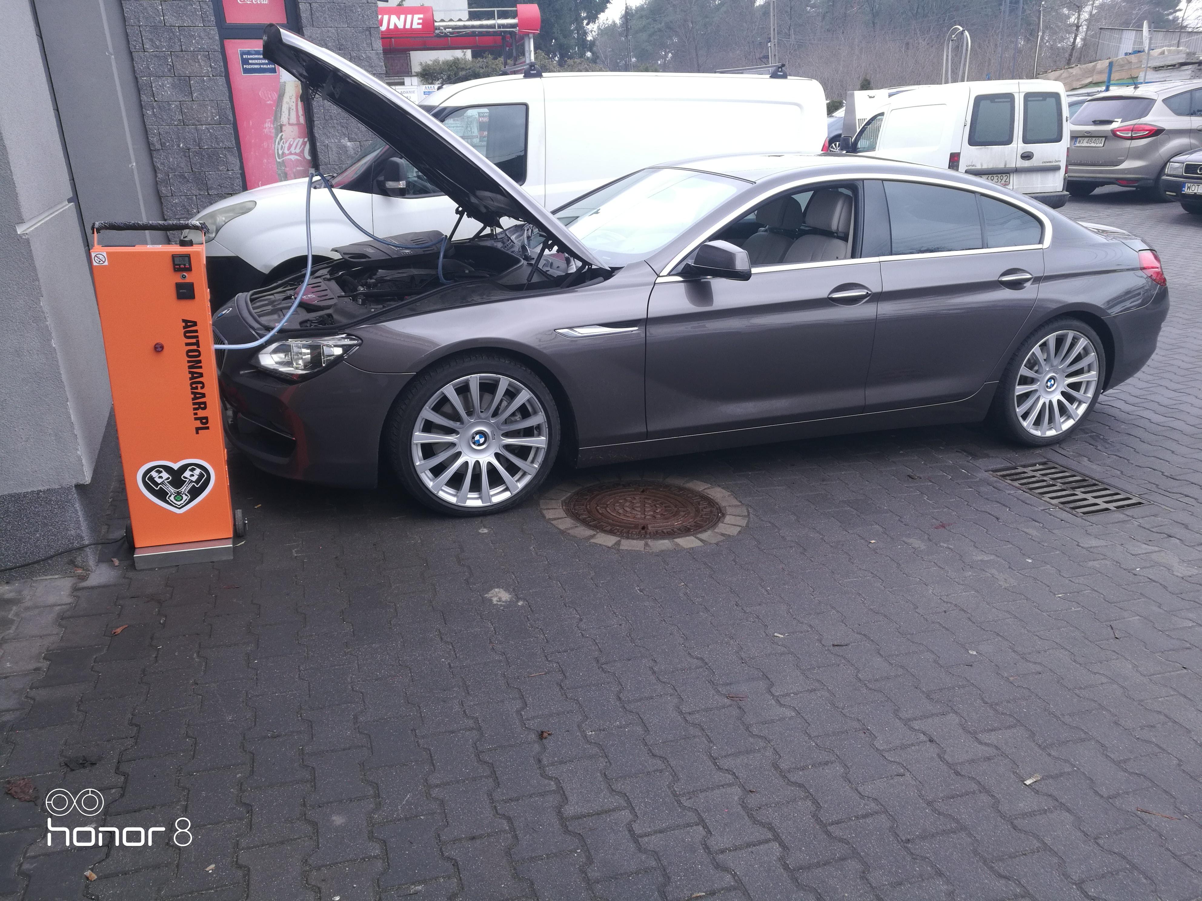 Wodorowanie silnika : Autonagar.pl