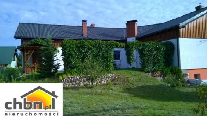 Klimatyczny dom na Kaszubach-indywidualny projekt !!