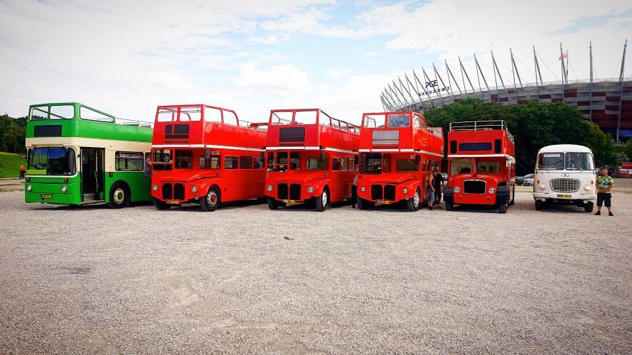 Londyński Autobus na Wynajem double-decker.pl