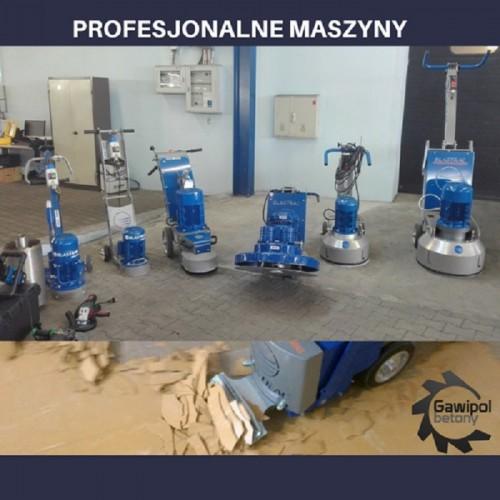 Usuwanie subitu, usuwanie lepiku -Frezowanie betonu Warszawa