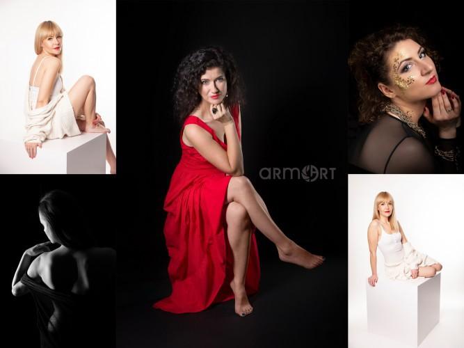 Studio fotograficzne / Sesje kobiece